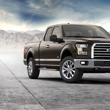 Ford is als planning the launch of a hybrid F-150...