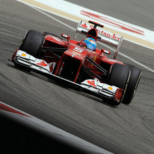 Alonso Finished 7th in Bahrain after qualifying 9th leaving him in 5th in the drivers' points