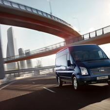 Ford Transit Combi FT 330 2.4 TDCi Short Trend