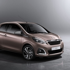 Peugeot will unveil the new city car at the Geneva Motor Show