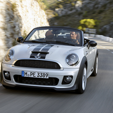 MINI (BMW) MINI Cooper SD Roadster AT