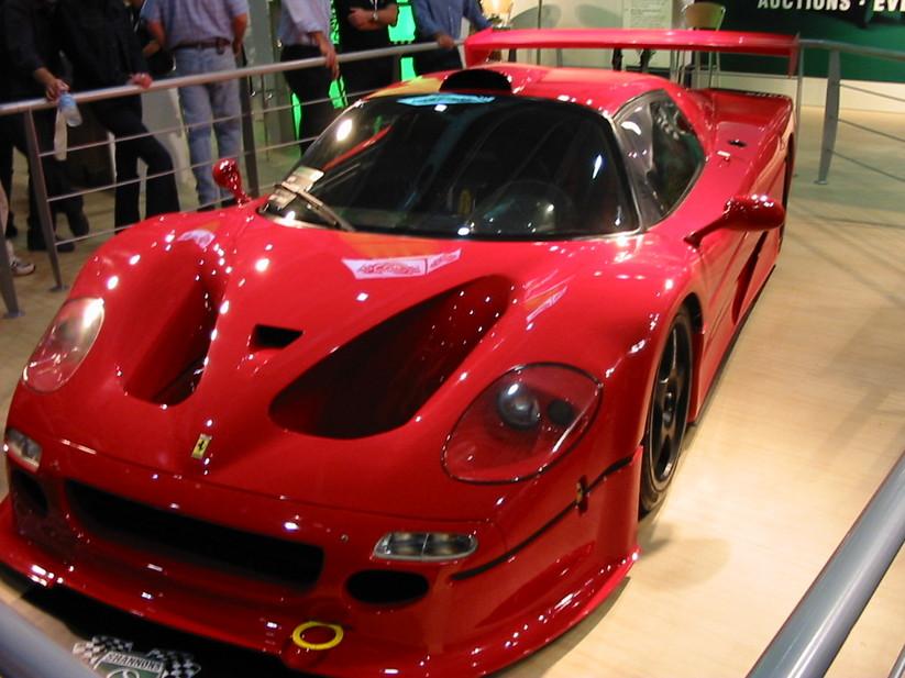 Ferrari F50 GT1 :: 2 photos and 52 specs :: autoviva.com
