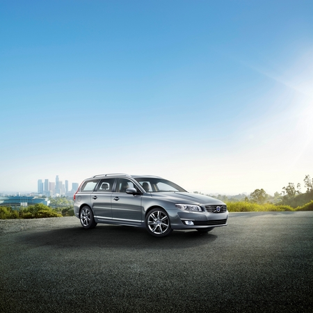 Volvo V70 D2 Momentum Dynamic Geartronic