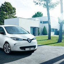 Renault has a version of the Zoe that can drive autonomously at 20mph