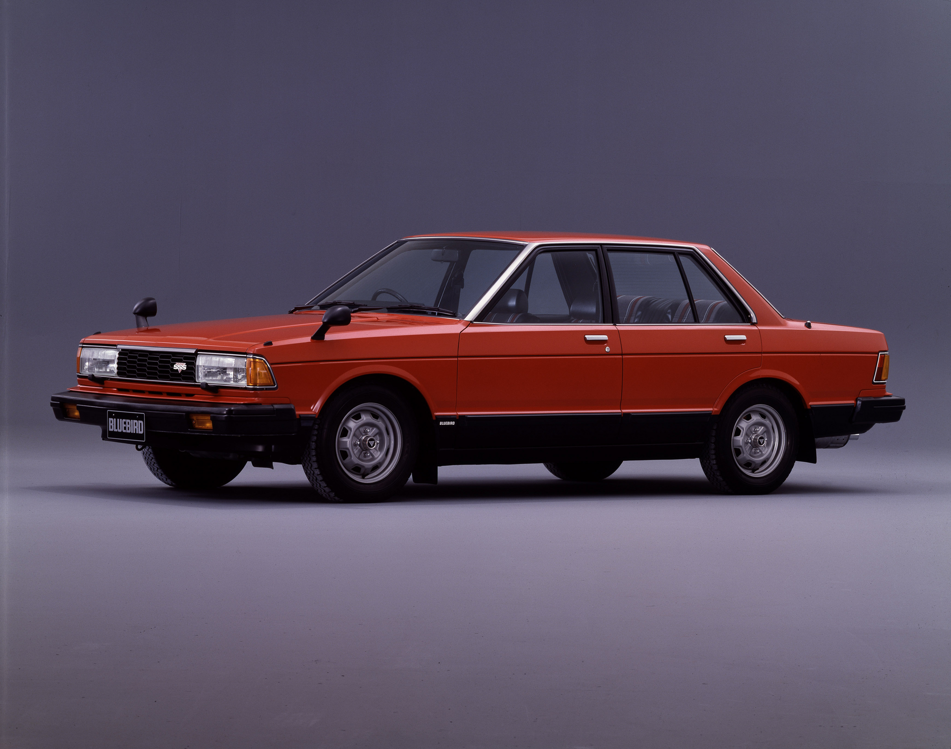 Nissan Bluebird Sedan Turbo SSS-S