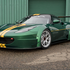 The new Evora GTC will hit the track in the coming weeks