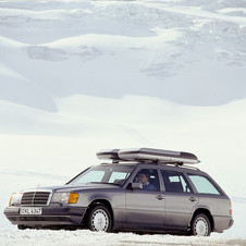 Mercedes-Benz E 320 Station Wagon