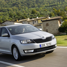 Skoda Rapid 1.6 TDI Active