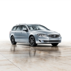 Volvo V70 D2 Summum Dynamic Geartronic