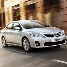 The Corolla is Toyota's best-selling model ever over 11 generations