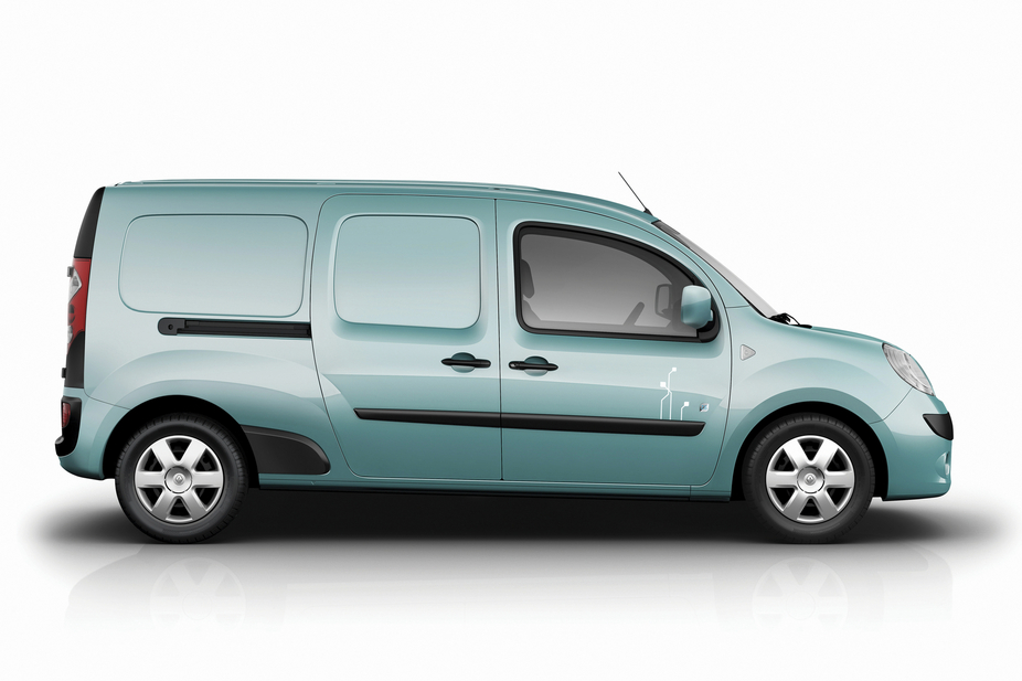 renault kangoo maxi z e 5l 3 photos. Black Bedroom Furniture Sets. Home Design Ideas