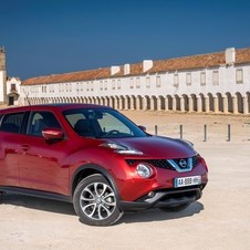 Nissan Juke 1.5 dCi N-Connecta TP