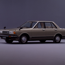 Nissan Bluebird Sedan Turbo D