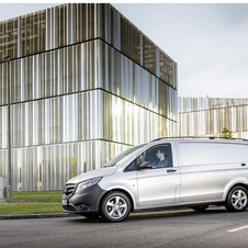 Mercedes-Benz Vito Tourer 9L Select Standard 119BlueTEC/32