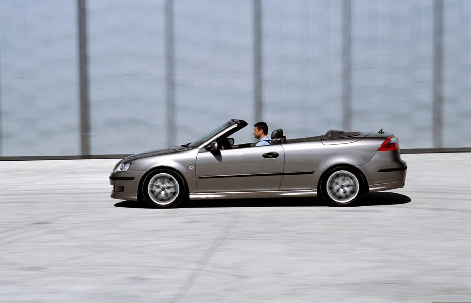 Saab 9-3 Cabriolet 1.8t Automatic