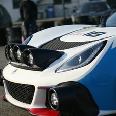 Lotus Exige R-GT to Contest Tarmac Rounds of WRC
