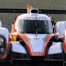 Toyota Tweets Picture of Hybrid Le Mans Car