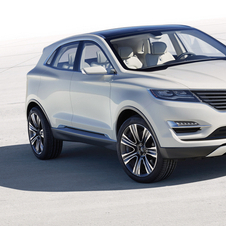 Lincoln will also get the new MKC in the US