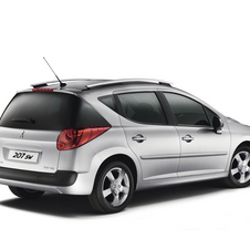 Peugeot 207 SW Outdoor 1.4 VTi 95