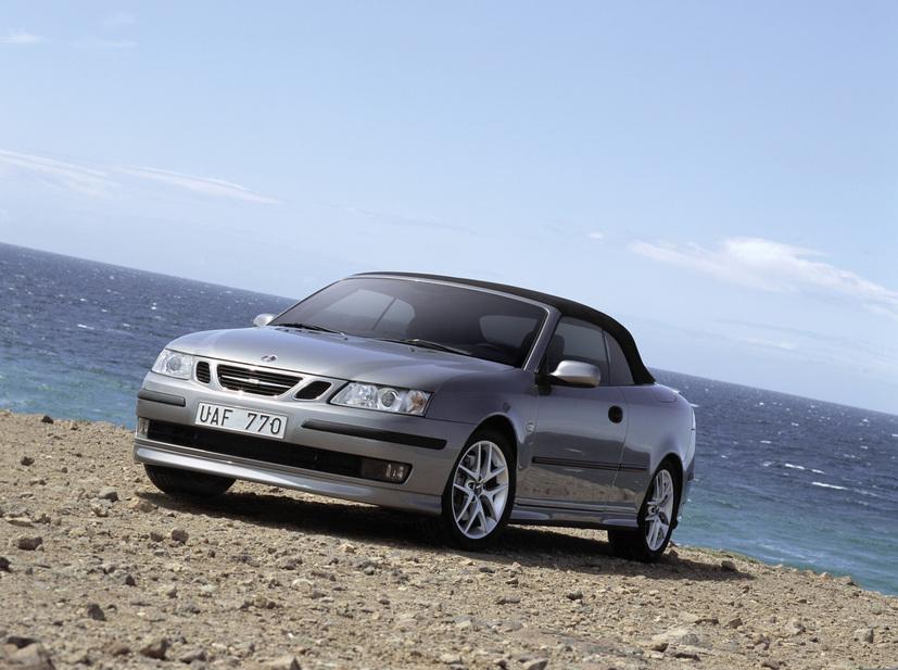 2003 saab 9 3 cabriolet aero automatic related. Black Bedroom Furniture Sets. Home Design Ideas