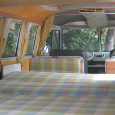 Companies like Westfalia began offering add-on camping packages for the model.