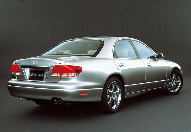 Mazda Millenia 2.5 V6 25M photo :: Mazda gallery :: 621 views ...