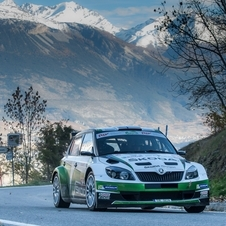 The Skoda Fabia S2000 has been a successful rally car in Europe, Asia and South America