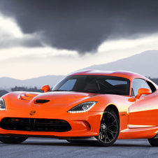 The Viper TA will be limited to 33 units with lighter weight and a more track-tuned suspension