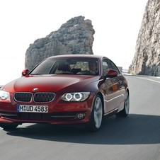 BMW 320d xDrive Coupé (E92) LCI