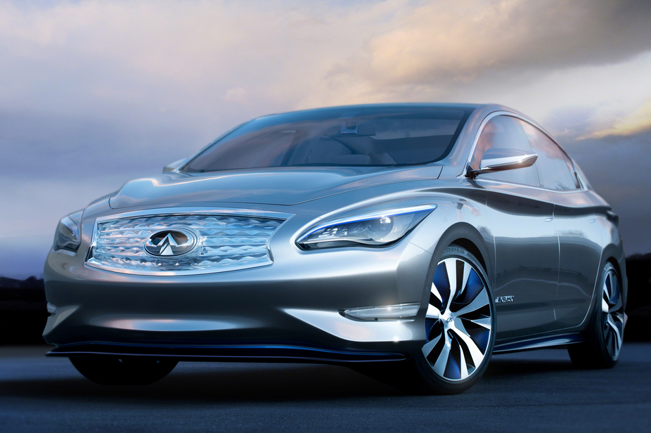Inductive Charging Cars Infiniti Plans to Offer The Car With Inductive Charging at Least in Some