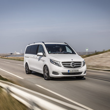 Mercedes-Benz V 250 BlueTEC Edition 1 Auto
