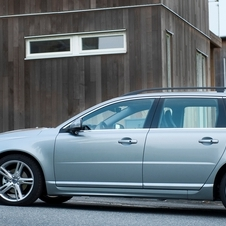 Volvo V70 T5 Summum Dynamic Geartronic