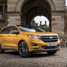 Ford Edge ST-Line 2.0 TDCi 4x4 Powershift