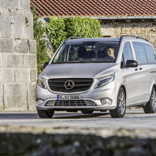 Mercedes-Benz Vito Furg�o Long 116CDI/34