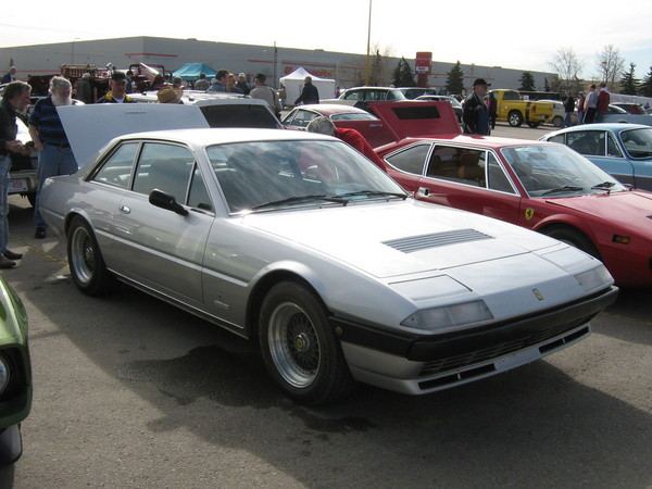 Ferrari 400 GTS Automatic