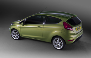 Ford Fiesta 1.4 Automatic