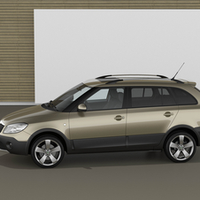 Skoda Fabia Break 1.6 TDI 90hp Scout