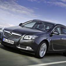 Opel Insignia Sports Tourer 2.0 Turbo Sport AWD