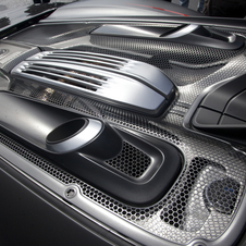 The downside to the Porsche hybrid module is that it requires liquid and air cooling