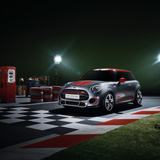 The John Cooper Works Mini will debut at the North American International Auto Show