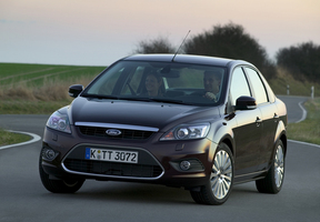 Ford Focus 1.4i Saloon