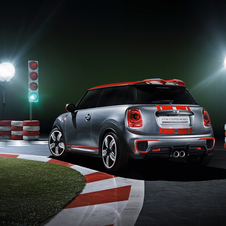 The JCW represents the ultimate version of the latest Mini