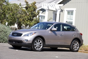 Infiniti EX Journey AWD