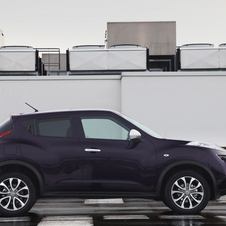 Nissan Juke 1.6 Turbo 4x4 Shiro CVT