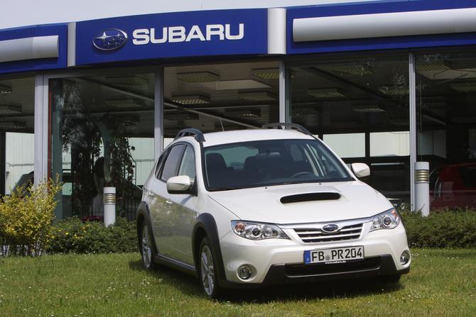 Subaru Impreza XV 20R LPG