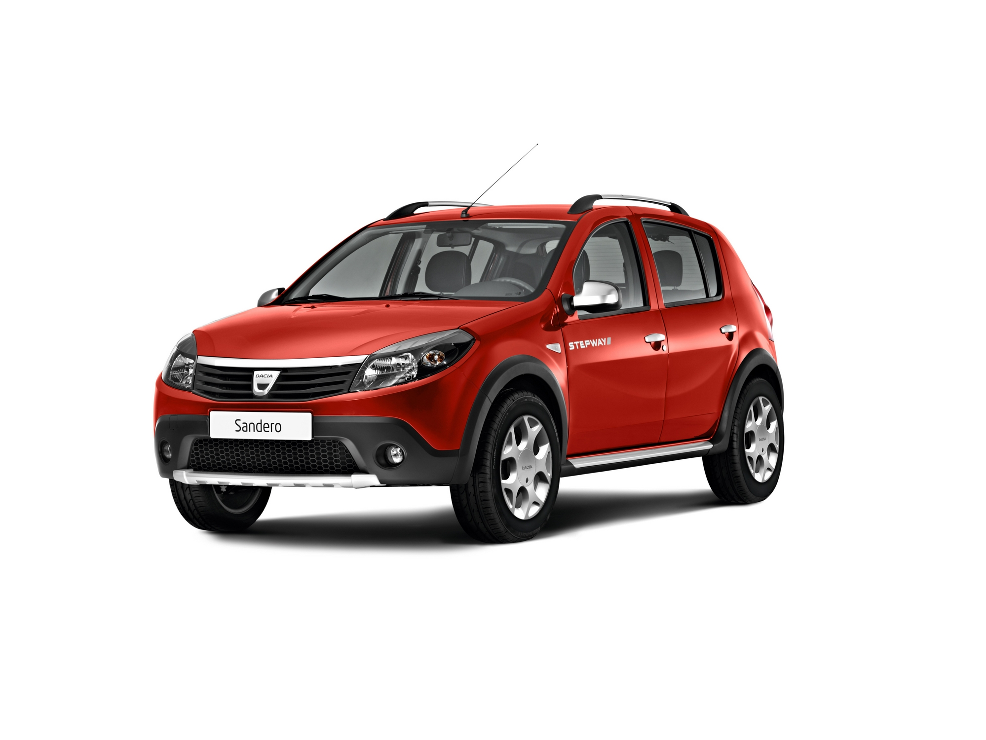 dacia introduces lodgy duster delsey and sandero stepway. Black Bedroom Furniture Sets. Home Design Ideas