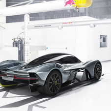 Aston Martin AM-RB 001