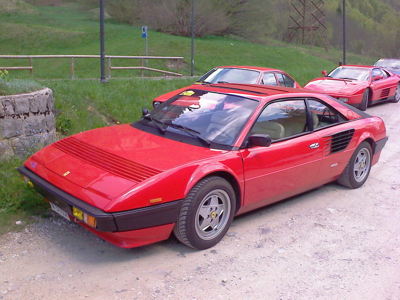 1982 ferrari mondial qv related infomation specifications weili automotive. Black Bedroom Furniture Sets. Home Design Ideas