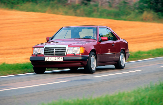 Mercedes-Benz 230 CE Automatic