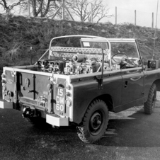 Land Rover Series II Military